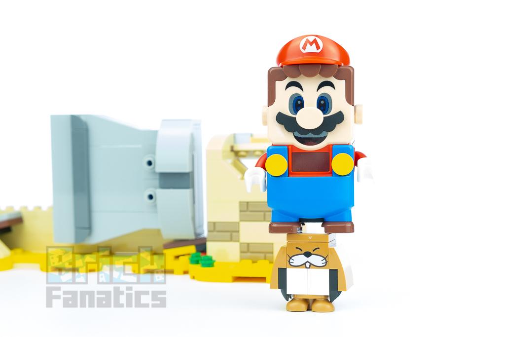 LEGO Super Mario 40414 Monty Mole Super Mushroom 14