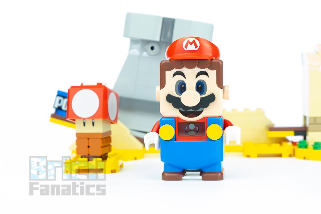 LEGO Super Mario 40414 Monty Mole Super Mushroom 15