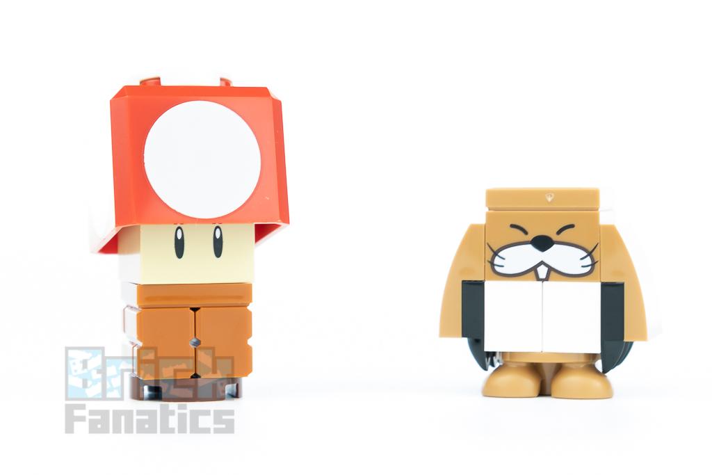LEGO Super Mario 40414 Monty Mole Super Mushroom 16