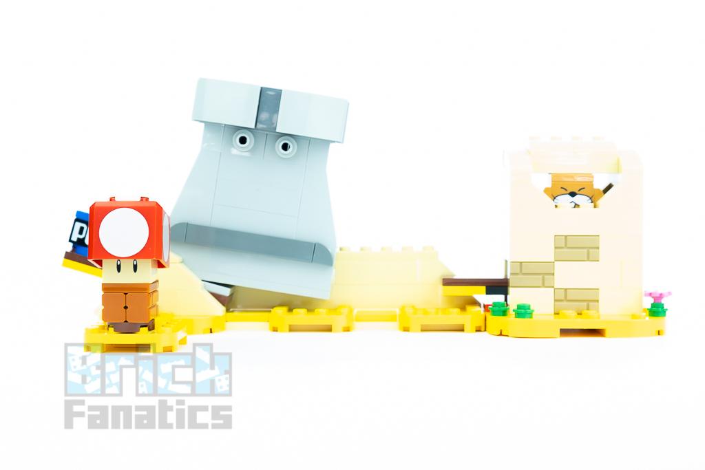 LEGO Super Mario 40414 Monty Mole Super Mushroom 2