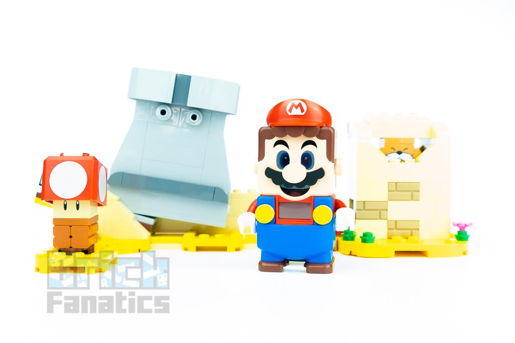 LEGO Super Mario 40414 Monty Mole Super Mushroom 4