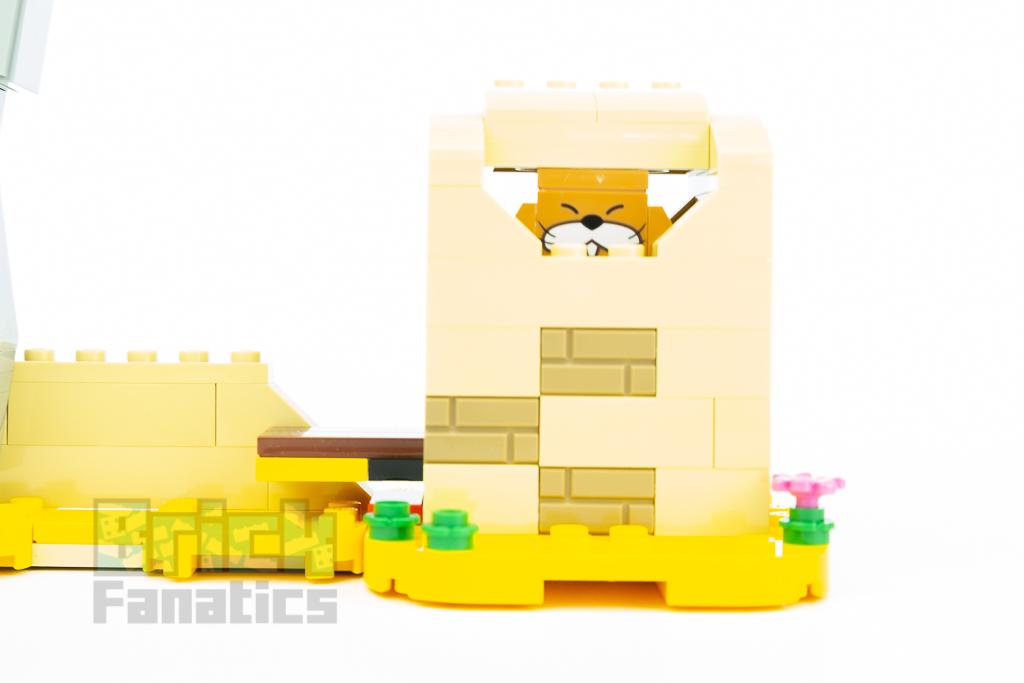 LEGO Super Mario 40414 Monty Mole Super Mushroom 6