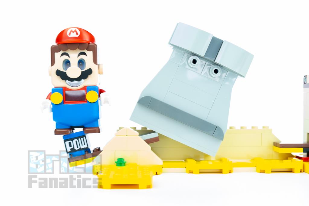 LEGO Super Mario 40414 Monty Mole Super Mushroom 7