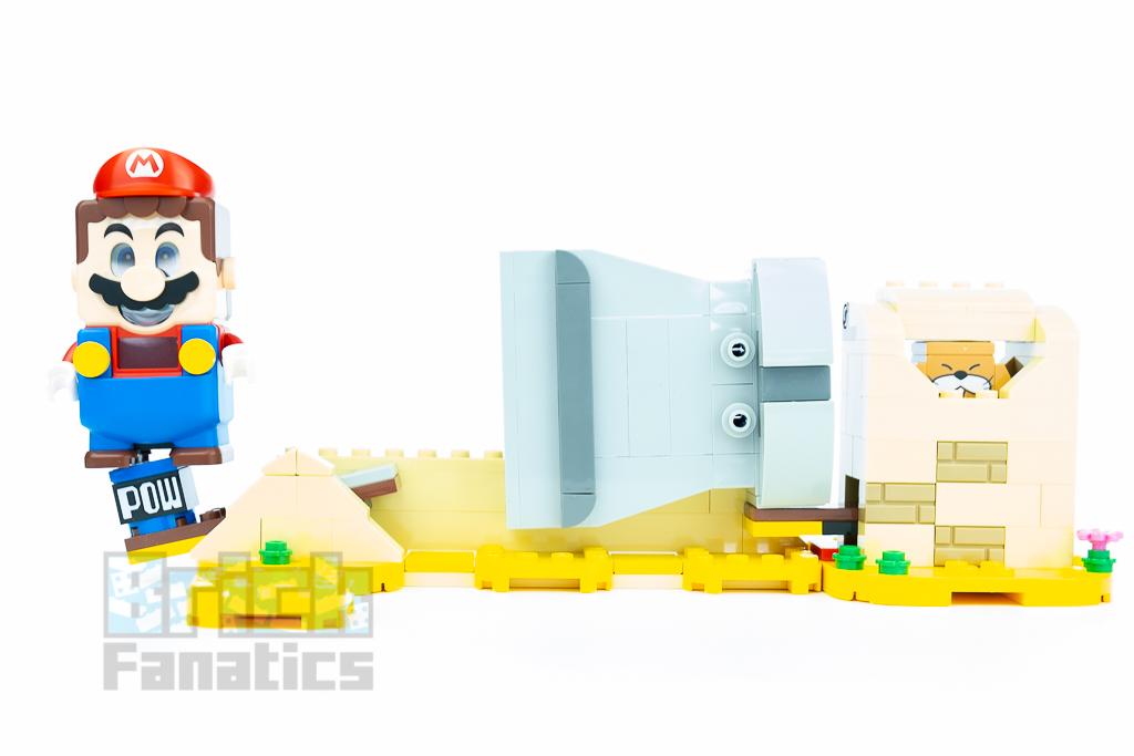 LEGO Super Mario 40414 Monty Mole Super Mushroom 8