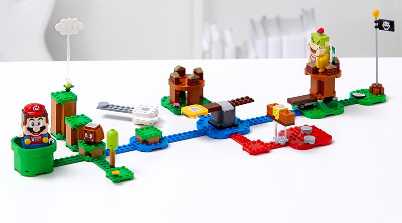 LEGO Super Mario 71360 Adventures With Mario Starter Course Featured