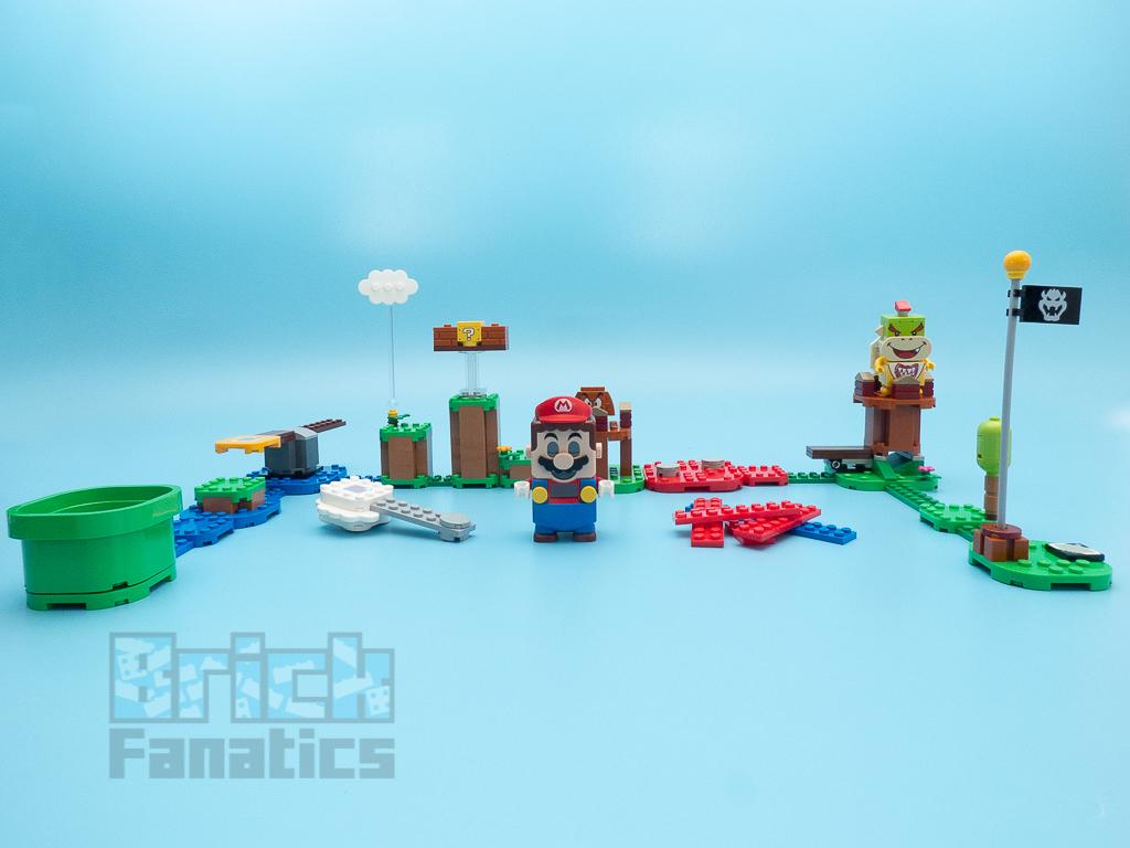 LEGO Super Mario 71360 Starter Course 1
