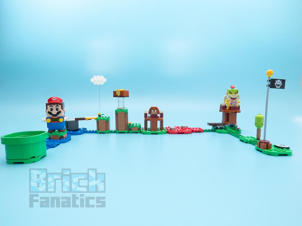 LEGO Super Mario 71360 Starter Course 13