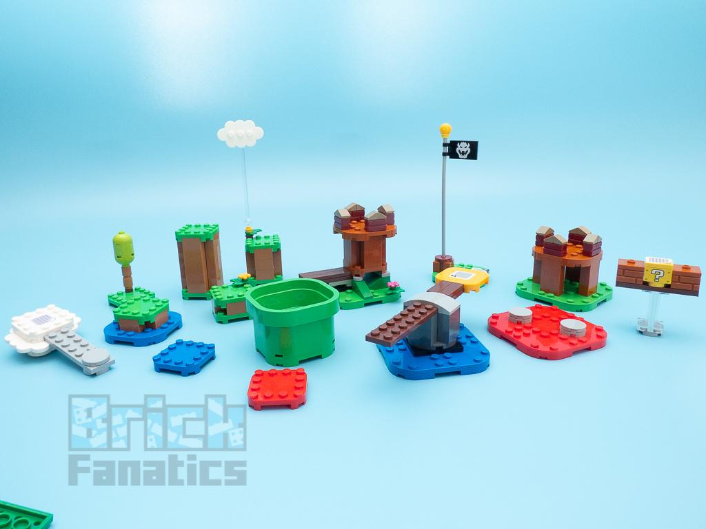 LEGO Super Mario 71360 Starter Course 51