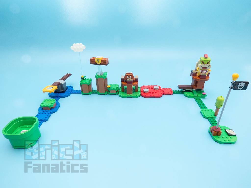 LEGO Super Mario 71360 Starter Course 9