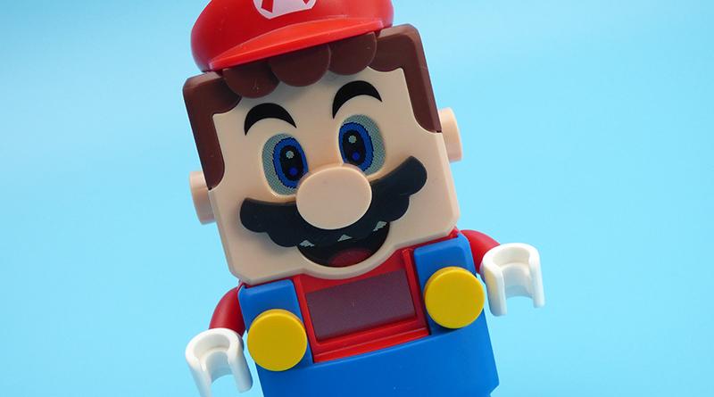 LEGO Super Mario 71360 Starter Course Featured 3