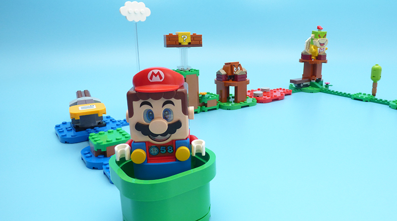 LEGO Super Mario 71360 Starter Course Featured