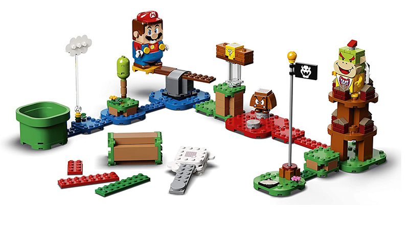 LEGO Super Mario 71360 Featured
