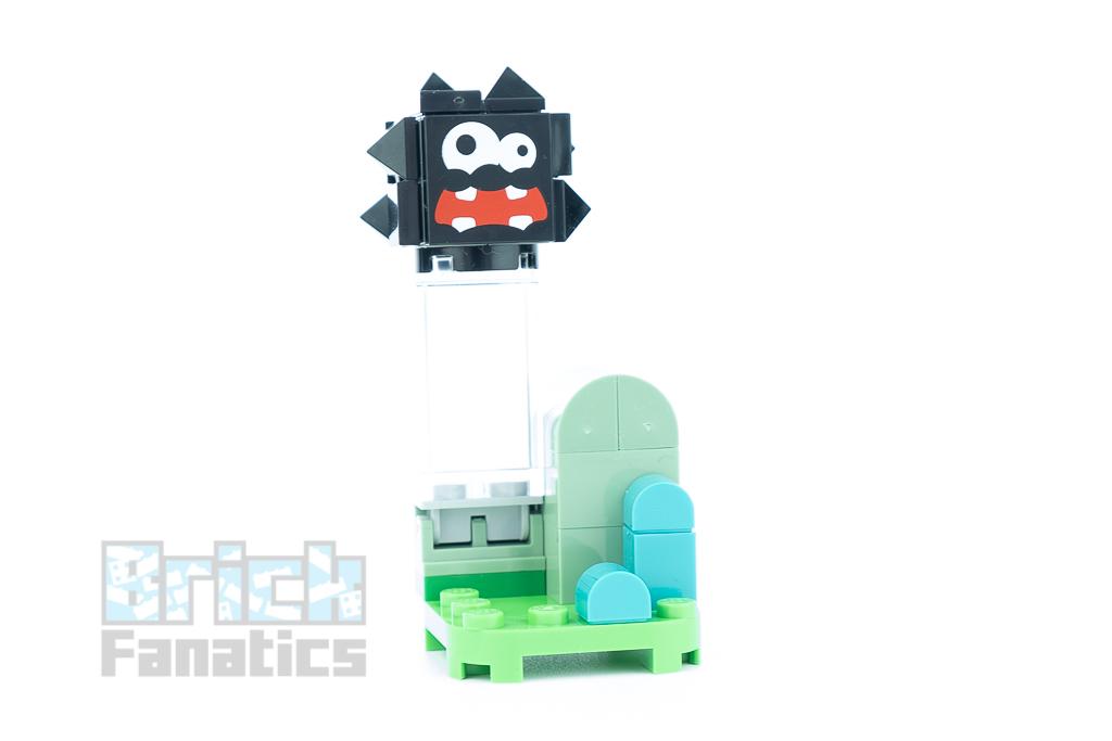 LEGO Super Mario 71361 Character Packs Fuzzy 1