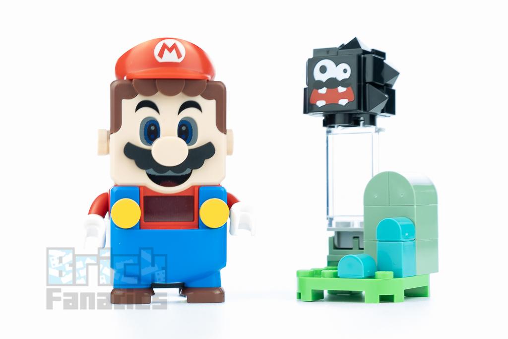 LEGO Super Mario 71361 Character Packs Fuzzy 4