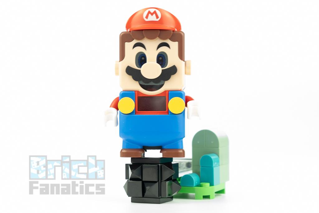 LEGO Super Mario 71361 Character Packs Fuzzy 5