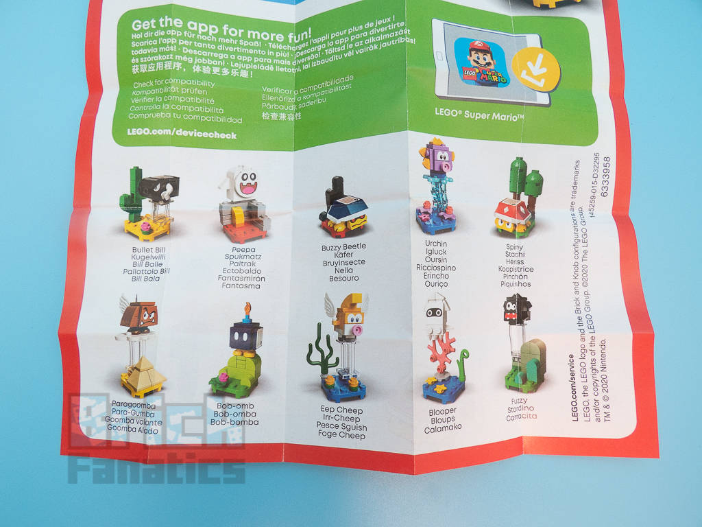 LEGO Super Mario 71361 Spiny 7