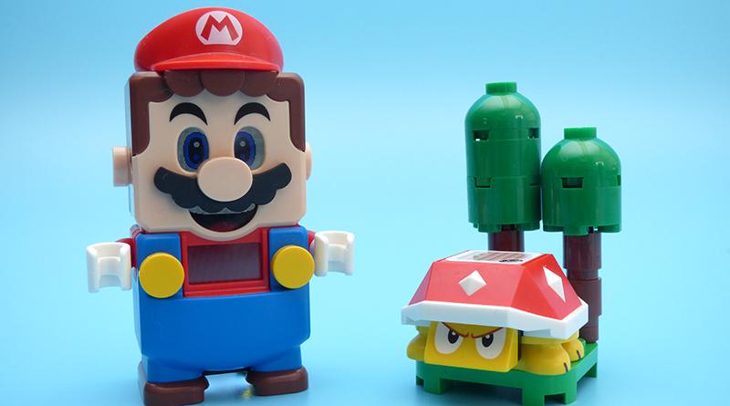 LEGO Super Mario 71361 Spiny Featured