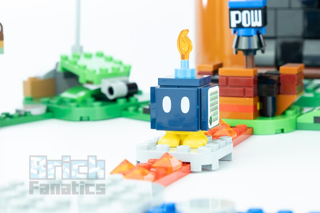 LEGO Super Mario 71362 Guarded Fortress 11