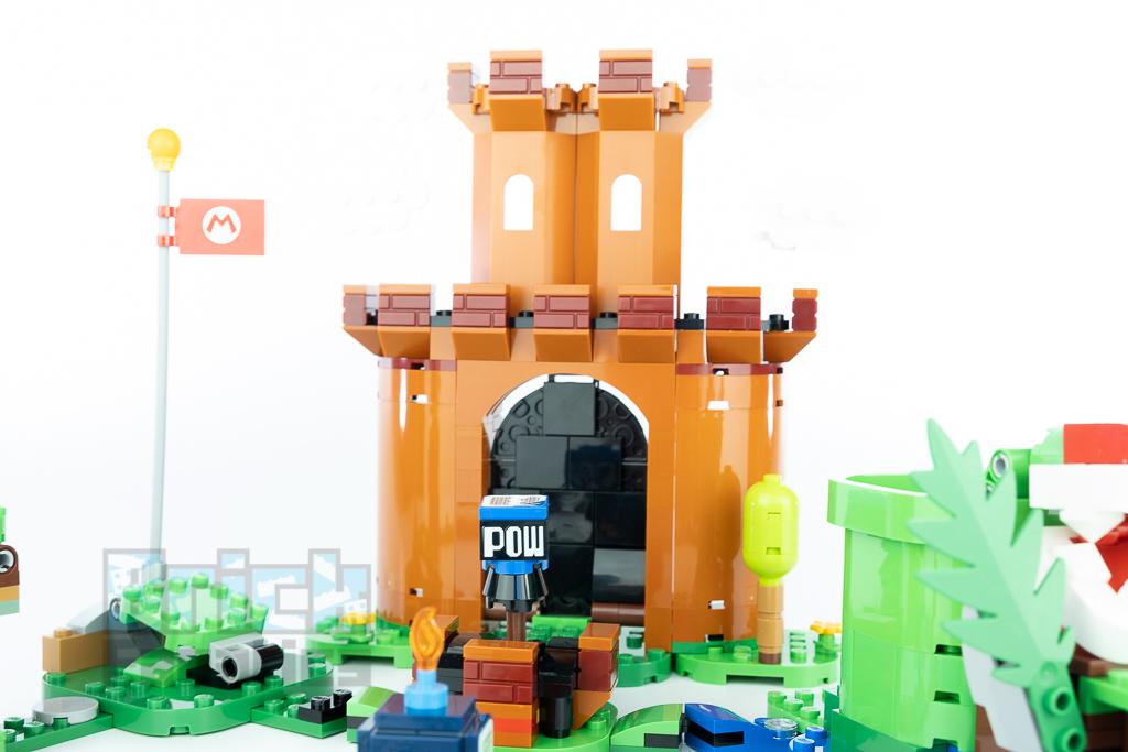 LEGO Super Mario 71362 Guarded Fortress 12