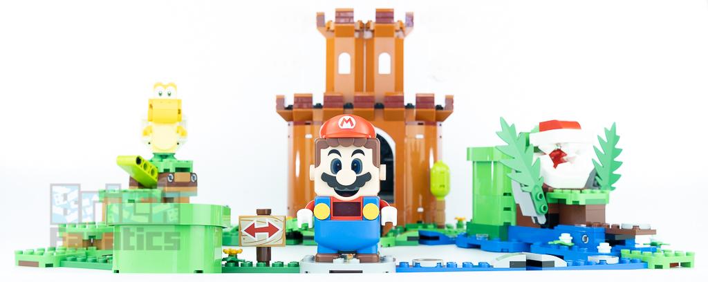 LEGO Super Mario 71362 Guarded Fortress 15