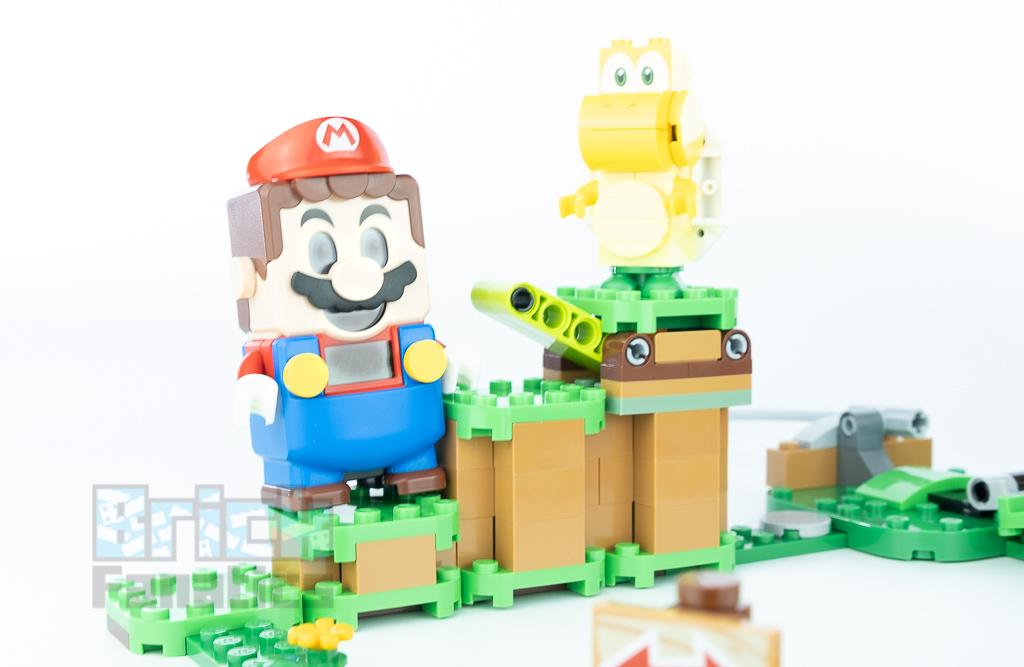 LEGO Super Mario 71362 Guarded Fortress 17
