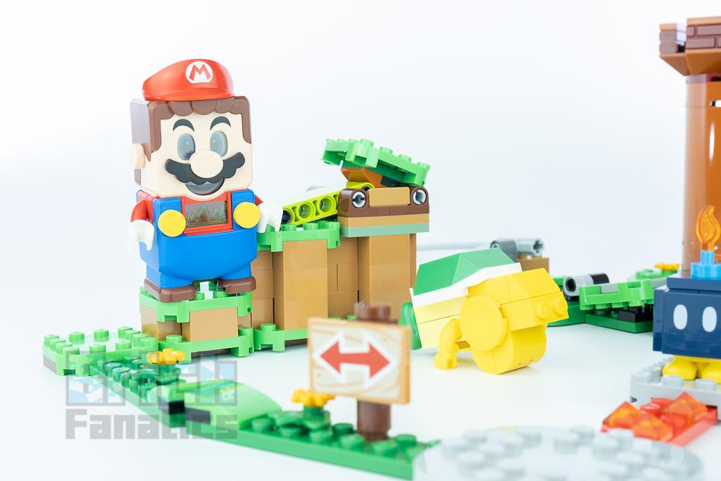 LEGO Super Mario 71362 Guarded Fortress 18