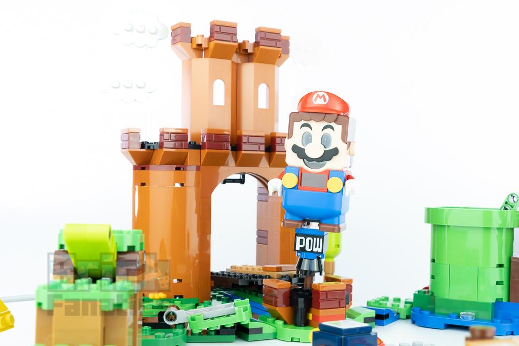 LEGO Super Mario 71362 Guarded Fortress 19