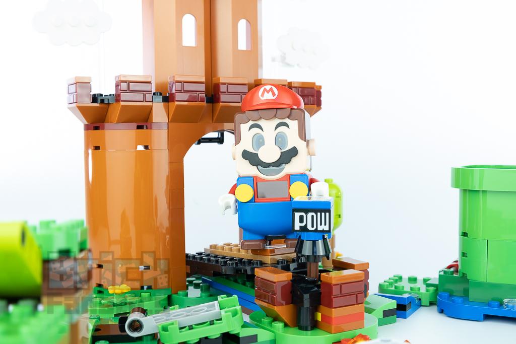 LEGO Super Mario 71362 Guarded Fortress 20
