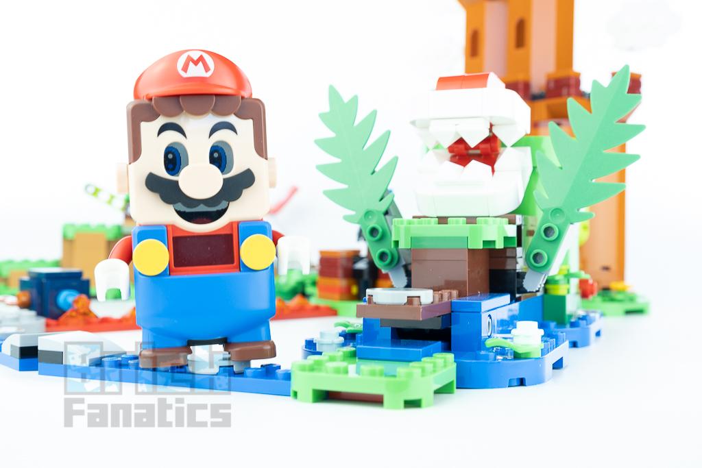 LEGO Super Mario 71362 Guarded Fortress 21
