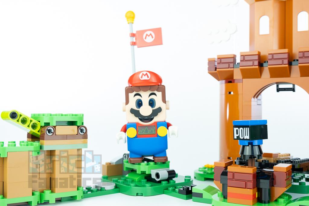 LEGO Super Mario 71362 Guarded Fortress 24