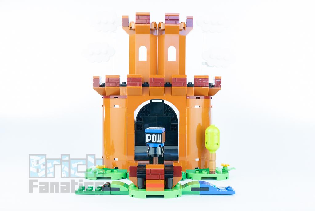LEGO Super Mario 71362 Guarded Fortress 25