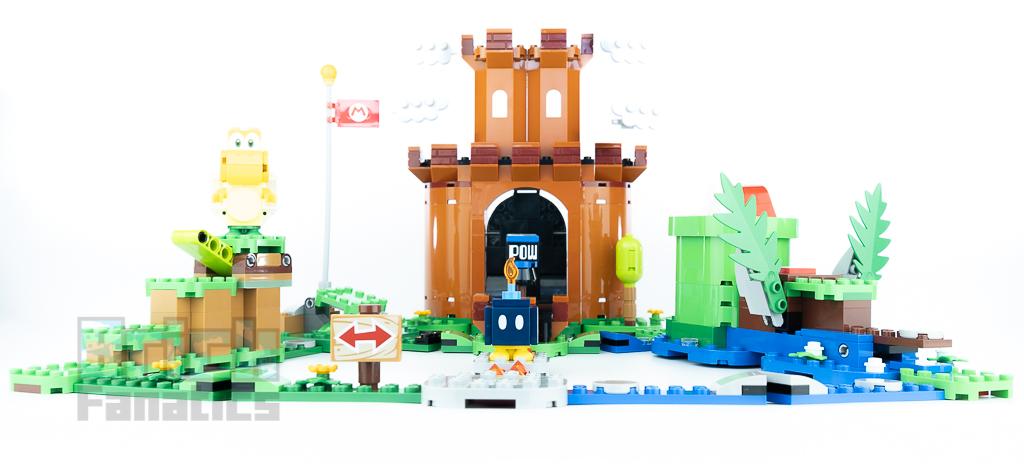 LEGO Super Mario 71362 Guarded Fortress 3 1