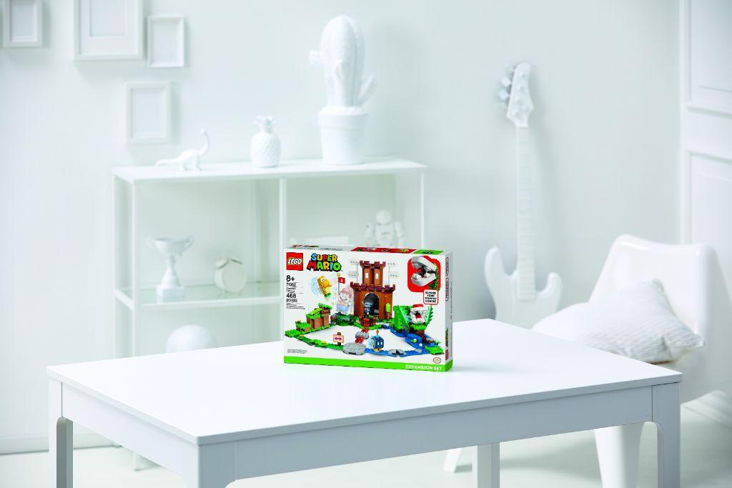 LEGO Super Mario 71362 Guarded Fortress 3