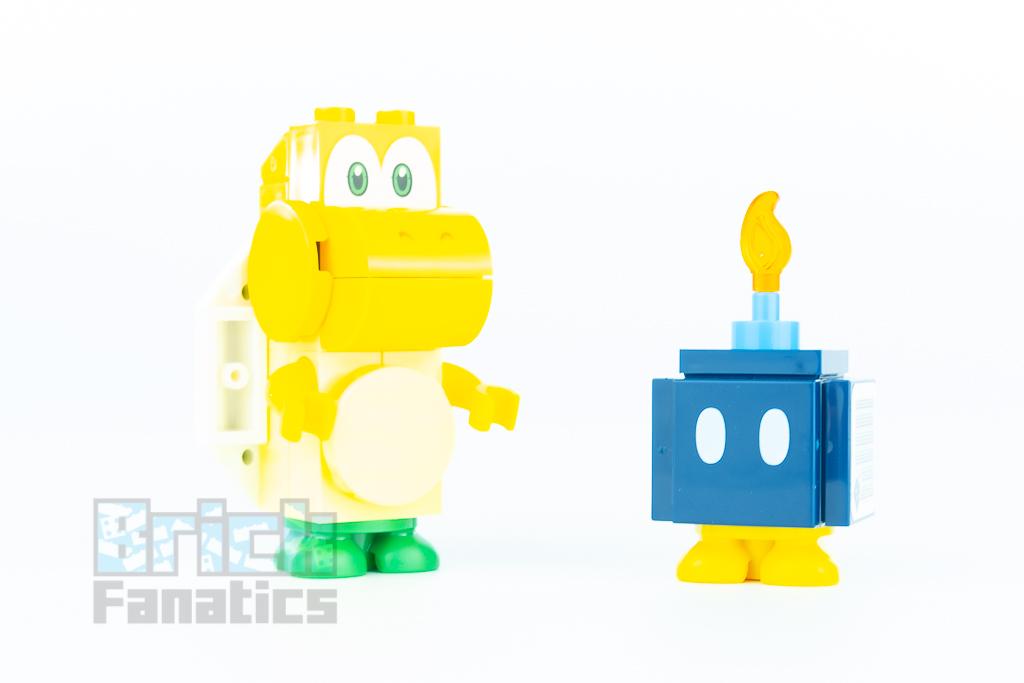LEGO Super Mario 71362 Guarded Fortress 33