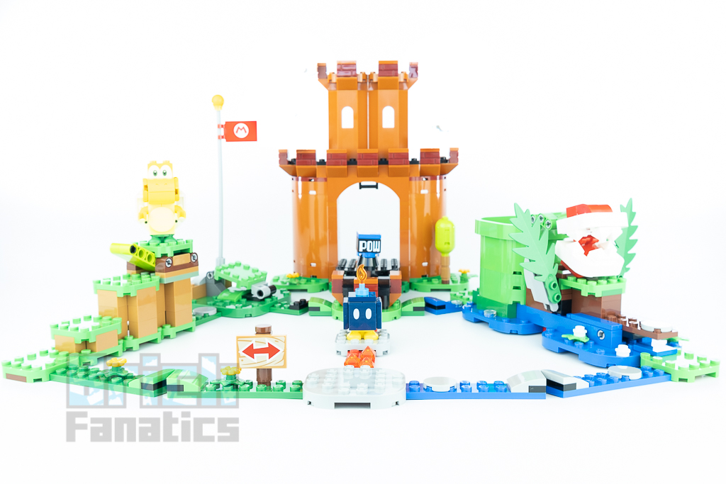 LEGO Super Mario 71362 Guarded Fortress 6