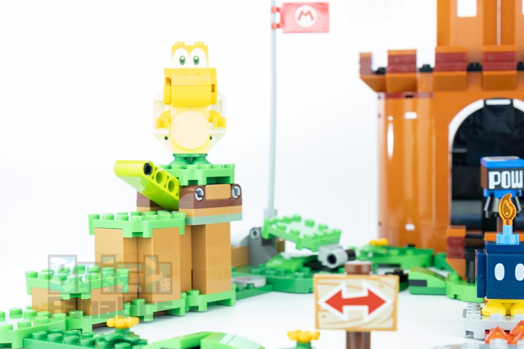 LEGO Super Mario 71362 Guarded Fortress 7