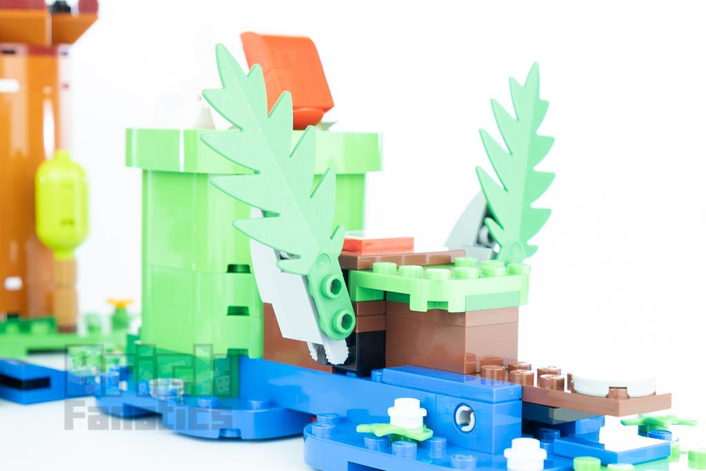 LEGO Super Mario 71362 Guarded Fortress 9