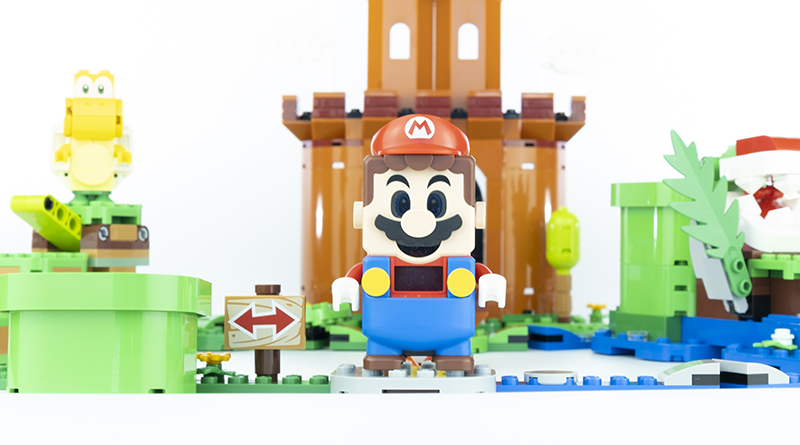 LEGO Super Mario 71362 Guarded Fortress Featured