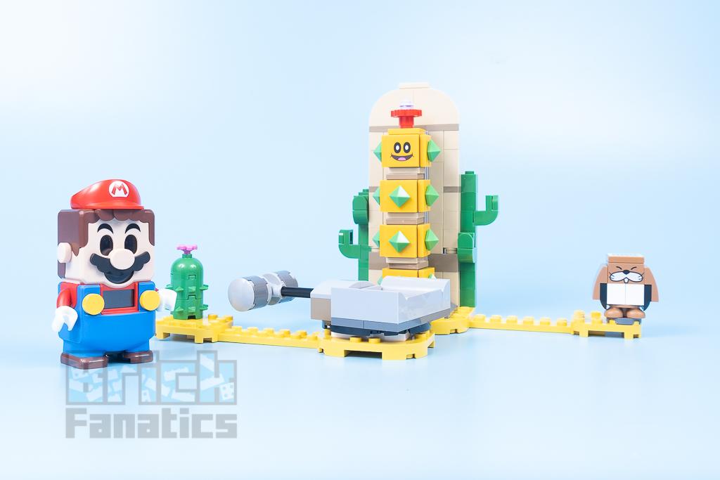 LEGO Super Mario 71363 Desert Pokey 1