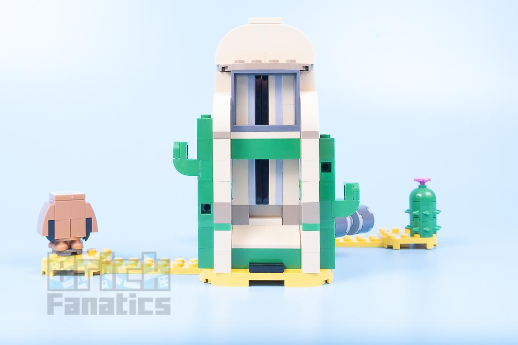 LEGO Super Mario 71363 Desert Pokey 10