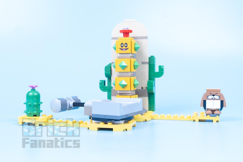 LEGO Super Mario 71363 Desert Pokey 2