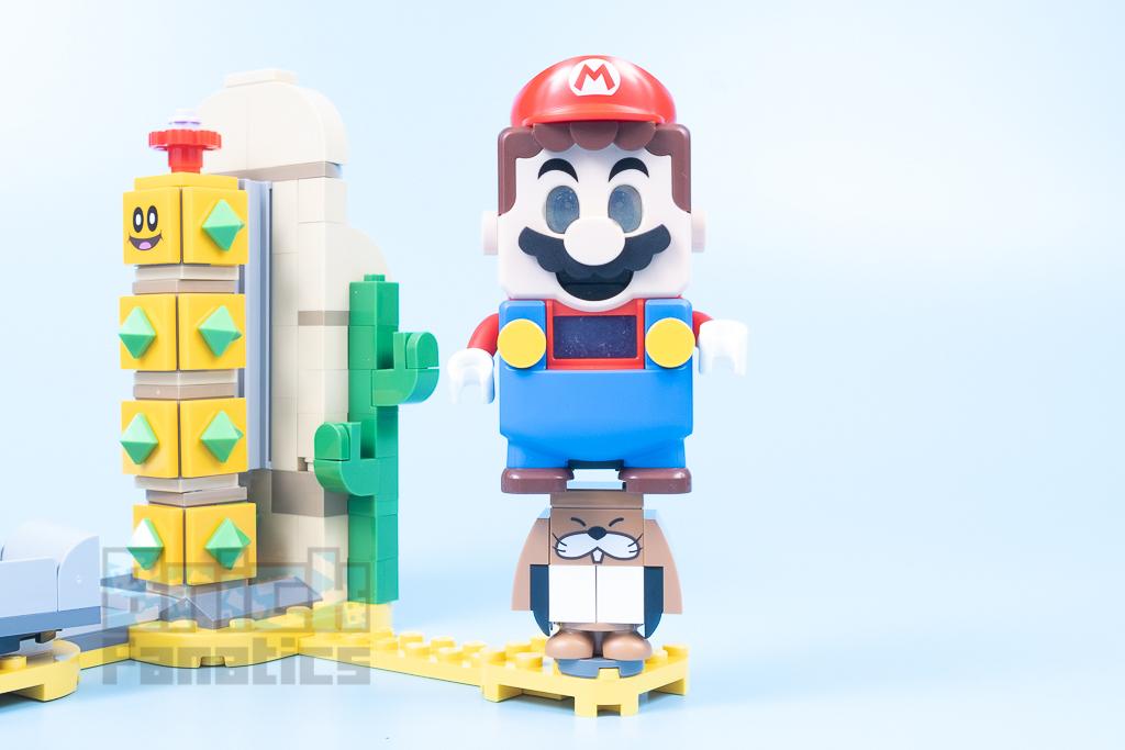 LEGO Super Mario 71363 Desert Pokey 3