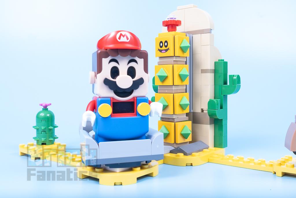 LEGO Super Mario 71363 Desert Pokey 4