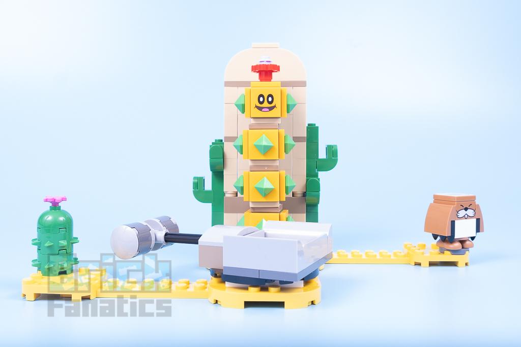 LEGO Super Mario 71363 Desert Pokey 5