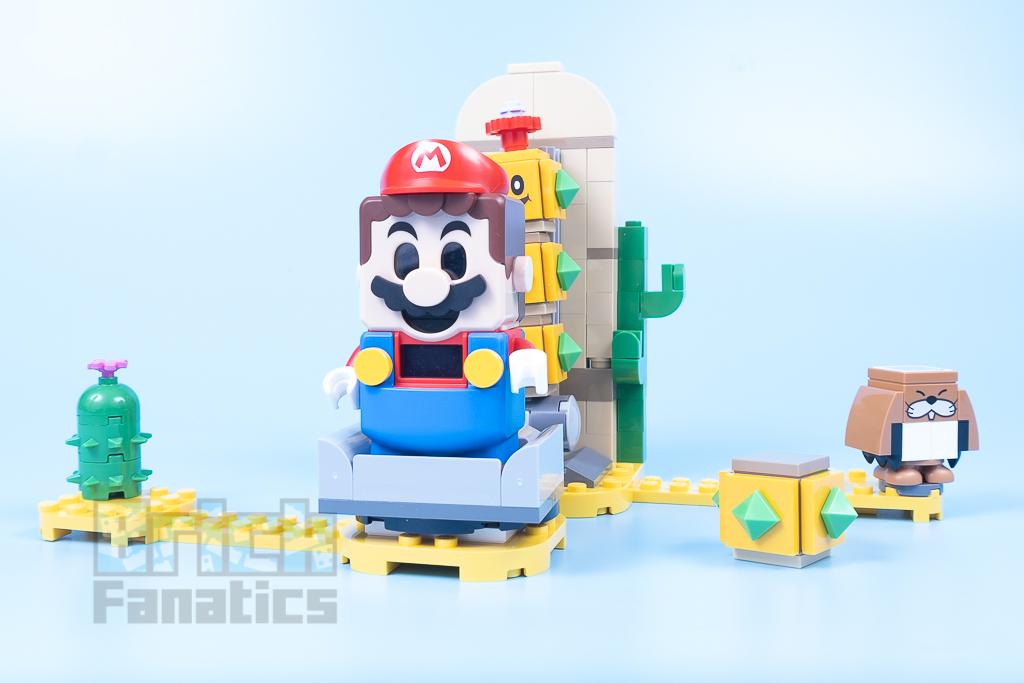 LEGO Super Mario 71363 Desert Pokey 6
