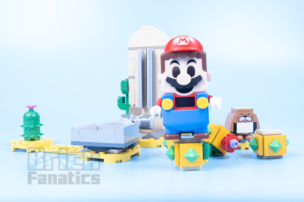 LEGO Super Mario 71363 Desert Pokey 8