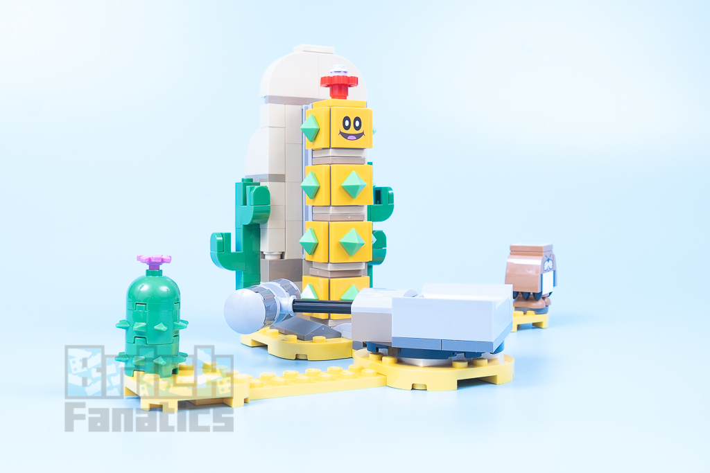 LEGO Super Mario 71363 Desert Pokey 9
