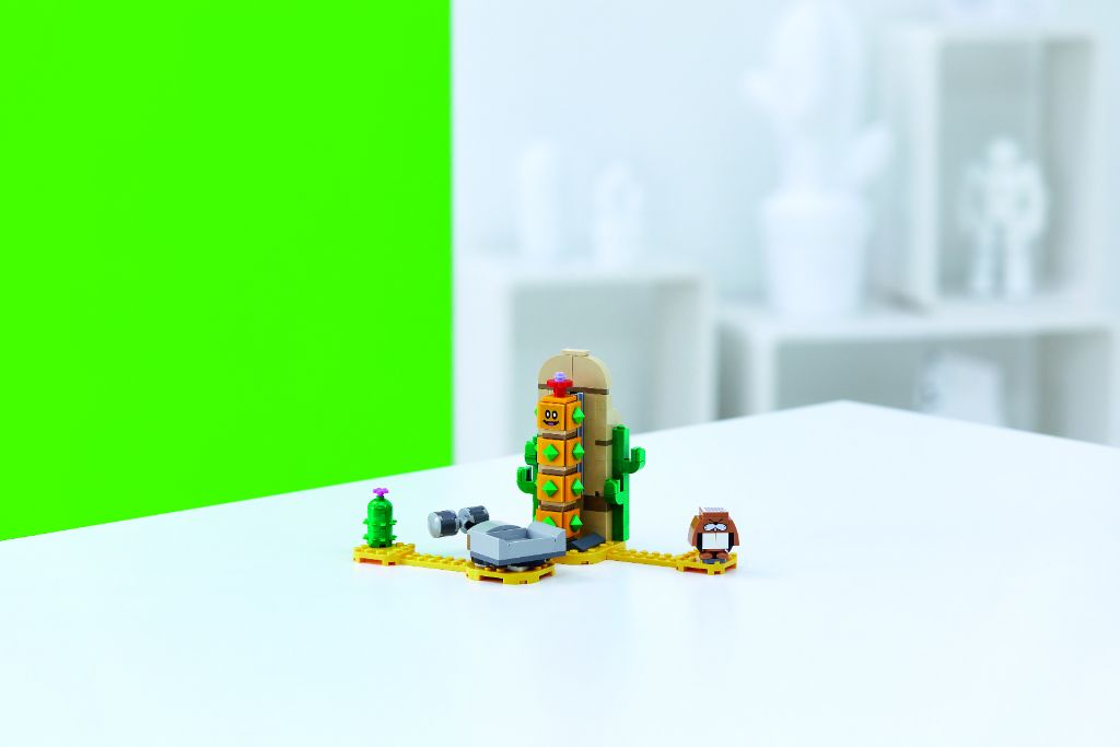 LEGO Super Mario 71363 Desert Pokey Expansion Set 1