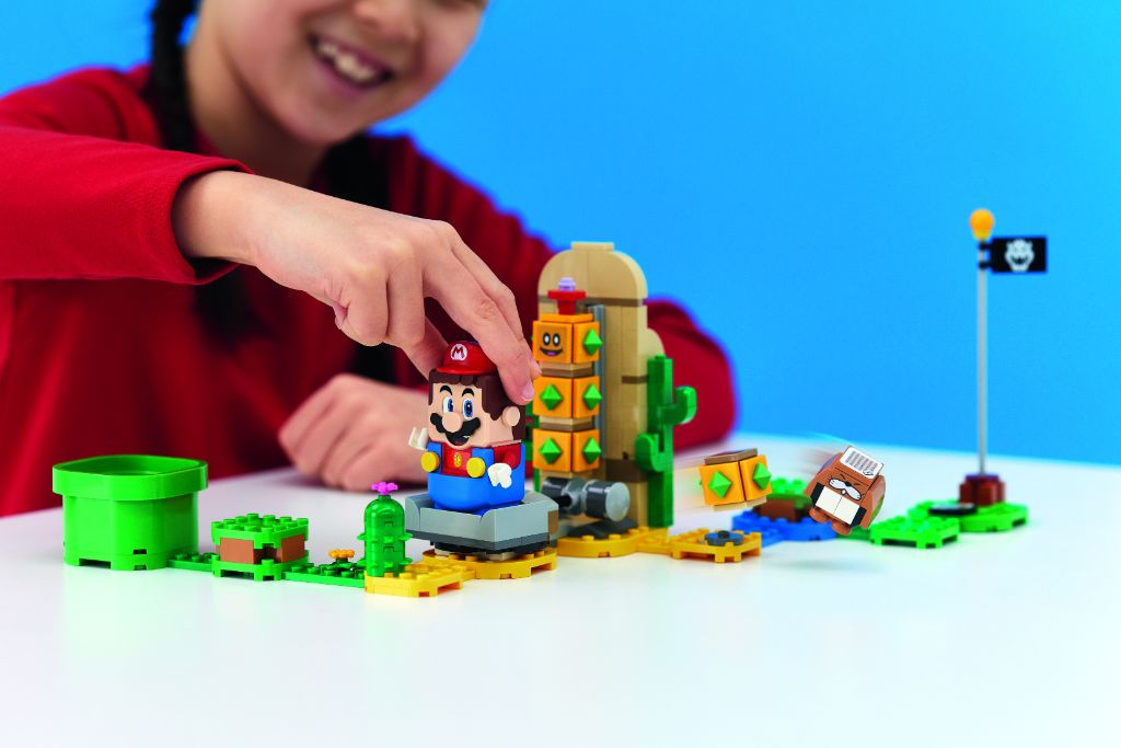 LEGO Super Mario 71363 Desert Pokey Expansion Set 2