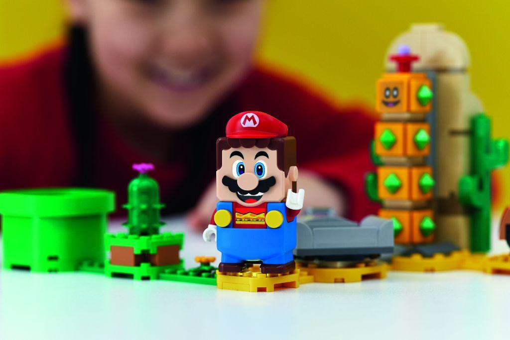 LEGO Super Mario 71363 Desert Pokey Expansion Set 3